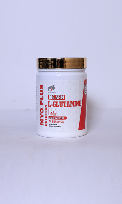 BIG ARM L-GLUTAMINE