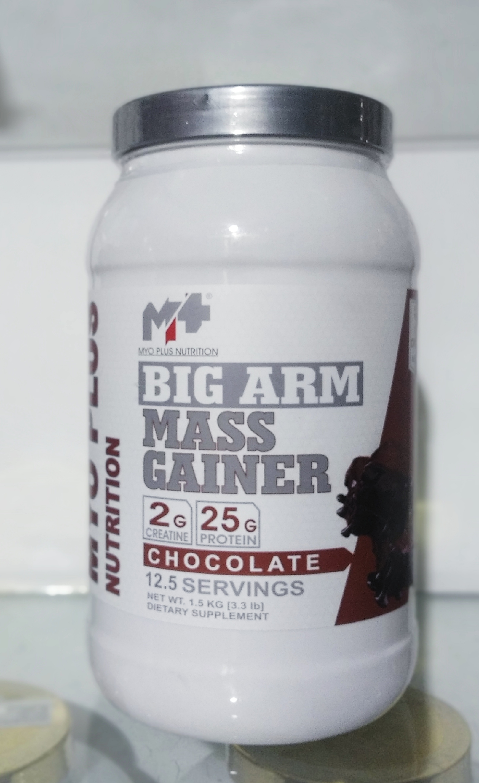 BIG ARM MASS GAINER